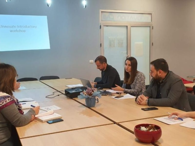 Focus group discussion for the self-evaluation